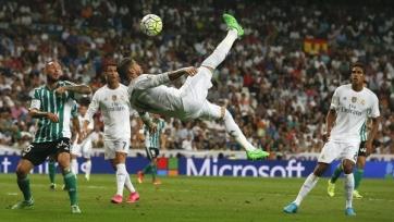 Стал известен стартовый состав «Реала» на матч с «Бетисом»