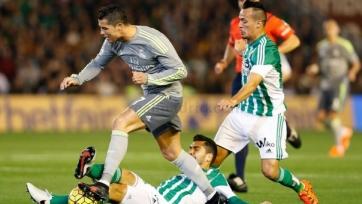 «Реал» потерял очки в Севилье