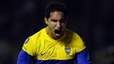 Хуан Инсаурральде может перейти в «Бока Хуниорс»