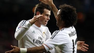 Марсело: «Бэйл – большой игрок, но его отсутствие не является катастрофой»