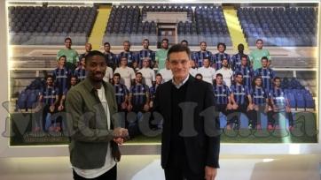 «Аталанта» заключила арендный договор с Гакпе