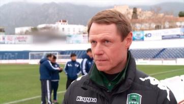 Олег Кононов: «Надеюсь, следующая игра сложится лучше»