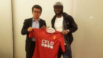 Официально: Жервиньо продолжит свою карьеру в Китае