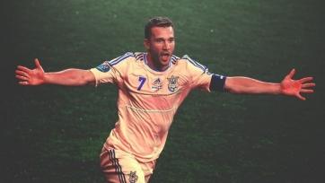Шевченко согласился войти в тренерский штаб украинской сборной