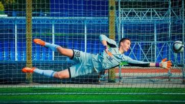«Спартак» может подписать юного российского вратаря