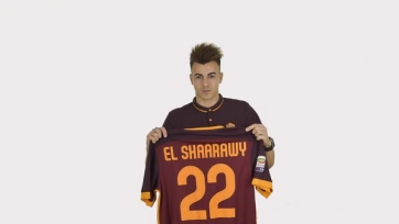 Официально: «Рома» арендовала Эль-Шаарави