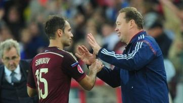 Широков заявил, что хочет выступать в российском чемпионате