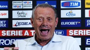 Маурицио Дзампарини призывает остановить чемпионат Италии