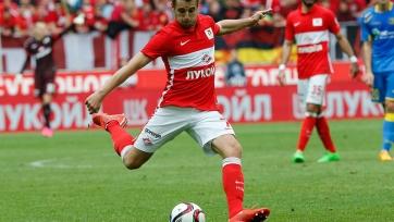 До конца недели Кирилл Комбаров может стать игроком «Динамо»