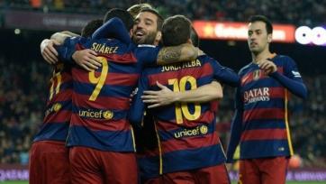 «Барселона» вышла в полуфинал Кубка Короля