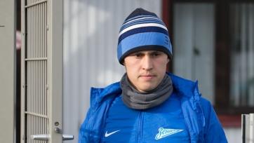 «Зенит» оценивает Рязанцева в 4 миллиона евро