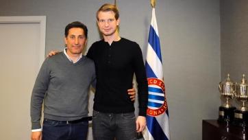 Официально: Гедрюс Арлаускис подписал контракт с «Эспаньолом»