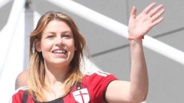 Барбара Берлускони: «Место «Милана» - в Лиге чемпионов»