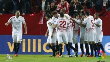 «Севилья» вышла в полуфинал Кубка Испании