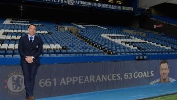 Терри после завершения карьеры останется работать в «Челси»