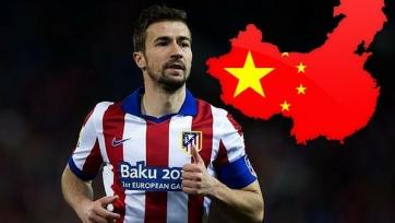 Китайский клуб готов платить Габи 7,6 млн. евро за сезон