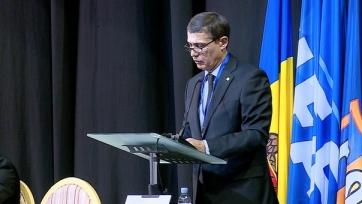Президент Федерации футбола Молдовы не будет баллотироваться на очередной срок