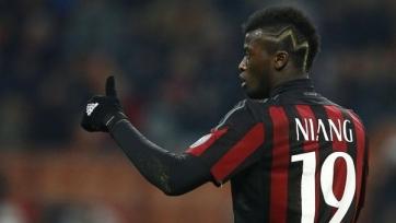 «Милан» отказался продавать Ньянга в «Лестер»
