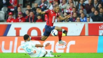 «Марсель» едва ушёл от поражения в матче с «Лиллем»