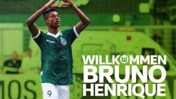 «Вольфсбург» представил Бруно Энрике в качестве своего игрока