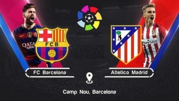 Анонс. «Барселона» - «Атлетико». Момент истины для «матрасников»