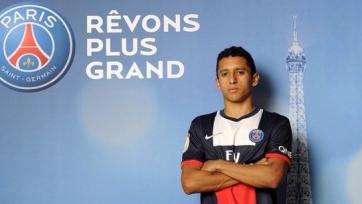 Маркиньос входит в сферу интересов «Реала»