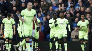 «Арсенал», «Ман Сити» и «Кристал Пэлас» вышли в 1/8 финала Кубка Англии