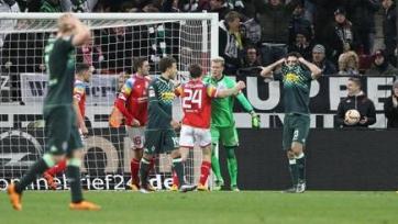 За последние 122 гостевых матча менхенгладбахская «Боруссия» одержала лишь одну волевую победу