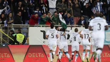 «Спортинг» и «Порту» одержали победы в двадцатом туре Примейры