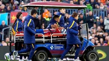 Фернандес получил тяжёлую травму в матче с «Барселоной»