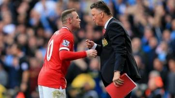 Руни: «Игроки виноваты больше, чем ван Гаал»