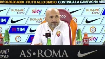 Спаллетти: «Порой было видно, что команда получает удовольствие от игры»