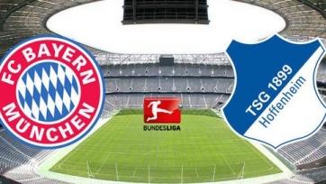 «Бавария» объявила стартовый состав на матч с «Хоффенхаймом»