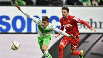 «Вольфсбург» не смог выиграть в шестом матче кряду