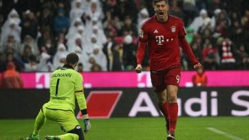 «Бавария» продлила победную серию