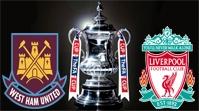 Вест Хэм - Ливерпуль Обзор Матча (09.02.2016)