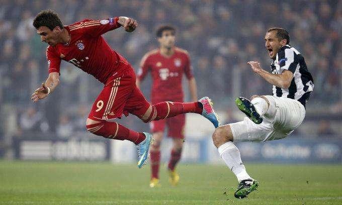 Анонс: «Ювентус» - «Бавария» - кто, кому поможет выиграть?