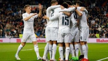 «Реал» снова отгрузил шесть мячей «Эспаньолу»