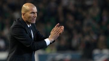 Зидан считает, что «Реал» способен обойти «Барселону» и выиграть чемпионат