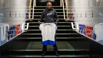 Официально: Сейду Думбия — игрок «Ньюкасла»