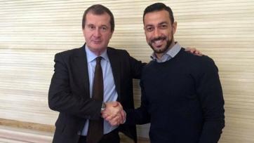 Официально: Фабио Квальярелла — футболист «Сампдории»