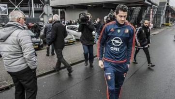 Полиция арестовала фанатов «Фейеноорда», ворвавшихся в дом Марко Вейновича