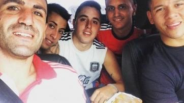 Двоюродный брат Маркоса Рохо арестован за вооружённый налёт