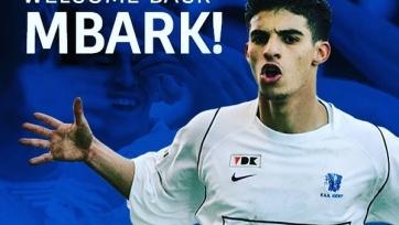 Официально: Мбарк Буссуфа перешёл в «Гент»