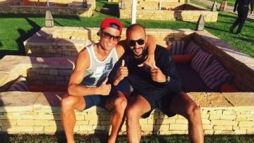 Роналду «забил» на запрет Переса и улетел в Марокко