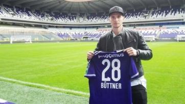 Александр Бюттнер: «Переход в «Андерлехт» — это лучший вариант для меня»