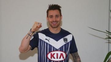 Матьё Дебюши: «В «Бордо» надеюсь вновь получать удовольствие от футбола»