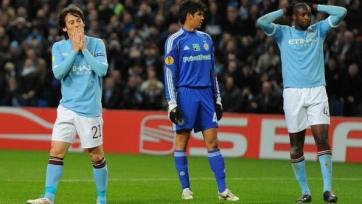 «Манчестер Сити» объявил состав на матч с «Сандерлендом»