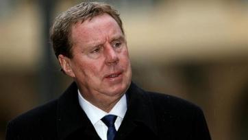 Реднапп: «У сборной Англии есть отличный шанс дойти хотя бы до полуфинала на Евро-2016»