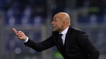 Спаллетти: «Победа над «Сассуоло» должна придать уверенности нашей команде»